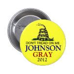 GARY JOHNSON 2012