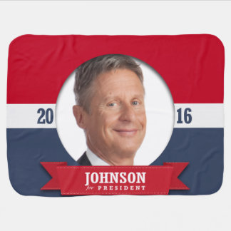 GARY JOHNSON 2016 BUGGY BLANKET