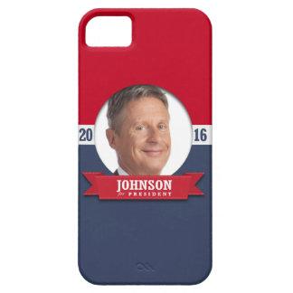 GARY JOHNSON 2016 iPhone 5 COVERS