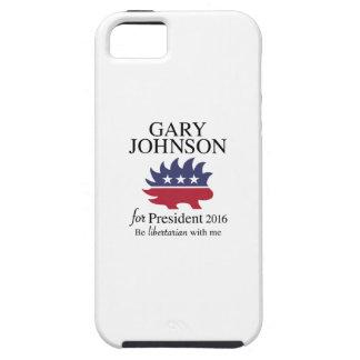 Gary Johnson 2016 iPhone 5 Case