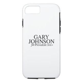 Gary Johnson 2016 iPhone 7 Case