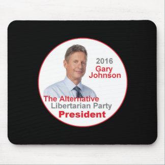 Gary JOHNSON 2016 Mouse Pad