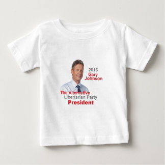 Gary JOHNSON 2016 Tee Shirts