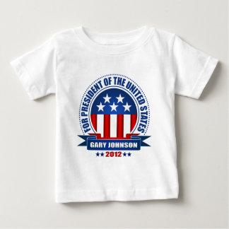 Gary Johnson Baby T-Shirt