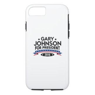 Gary Johnson For President iPhone 7 Case