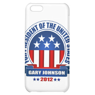 Gary Johnson Case For iPhone 5C