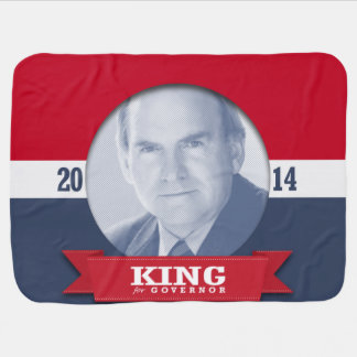 GARY KING CAMPAIGN SWADDLE BLANKETS