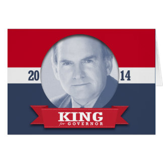 GARY KING CAMPAIGN CARDS
