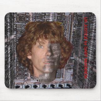 Gary McKinnon Mouse mat