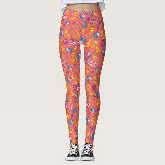 Gary - Pattern Leggings