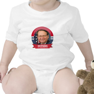 GARY PETERS CAMPAIGN BODYSUITS