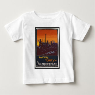Gary Steelworks IN Poster Baby T-Shirt