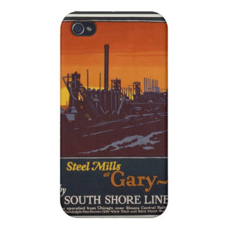Gary Steelworks IN Poster Covers For iPhone 4