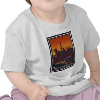 Gary Steelworks IN Poster Tee Shirt