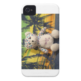 Gary the beary in Hawaii iphone 4 4s case iPhone 4 Case