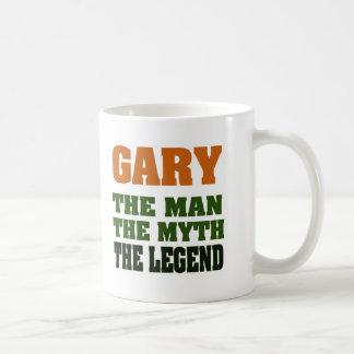 Gary - the Man, the Myth, the Legend! Coffee Mug