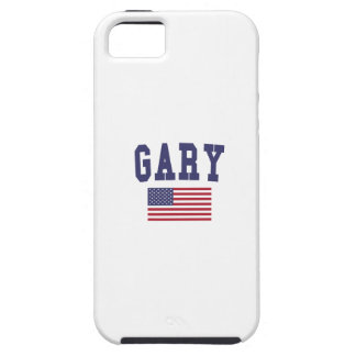 Gary US Flag iPhone 5 Cover
