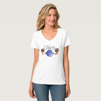 Garyn's Art - Ghost and Friends T-Shirt