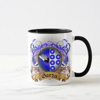 Garza Family Crest Mug