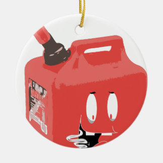 Gas-can Christmas Ornament
