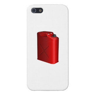 Gas Can iPhone 5 Cover