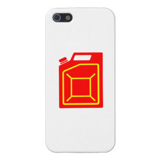 Gas Can iPhone 5 Covers
