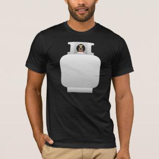 Gas Cylinder Mens T-Shirt