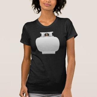Gas Cylinder Womens T-Shirt