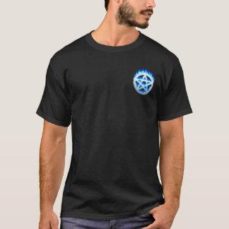 Gas Flame Pentagram T-Shirt