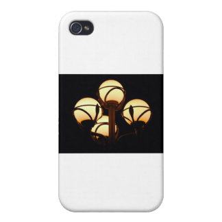 Gas Lamp iPhone 4/4S Cases