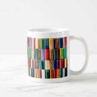 Gas Lighter Shells Creative Abstract Art Collage Coffee Mug