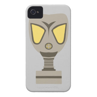 Gas mask iPhone 4 case