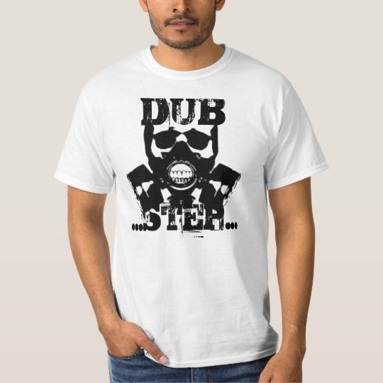 GAS MASK, DUBSTEP T-Shirt