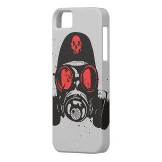 Gas Mask iPhone 5 Cover
