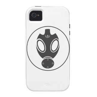 gas mask iphone cover vibe iPhone 4 case
