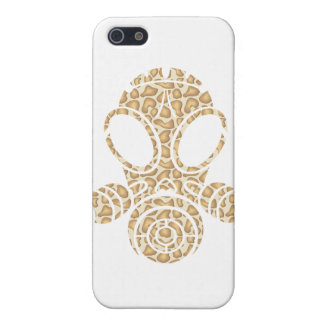 gas mask light giraffe cover for iPhone 5/5S