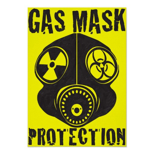 GAS_MASK POSTERS