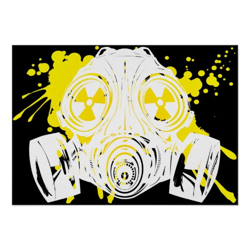 GAS_MASK_PROTECTION POSTERS
