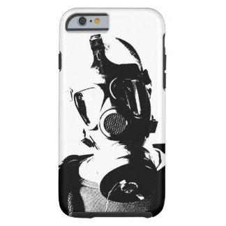 Gas mask tough iPhone 6 case