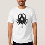 gas mask tshirt