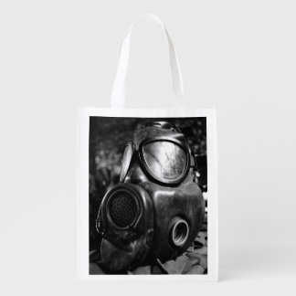 Gas mask market totes