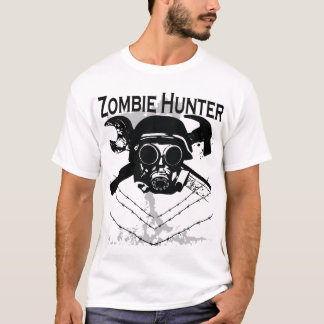 Gas Mask Zombie Hunter aka Slayer (Tee) T-Shirts