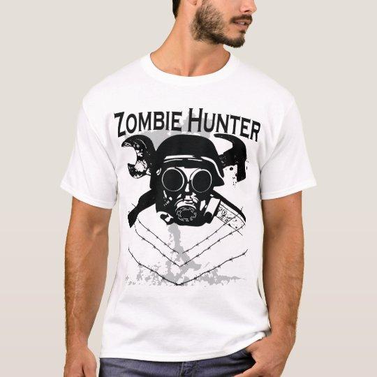 Gas Mask Zombie Hunter aka Slayer (Tee) T-Shirts