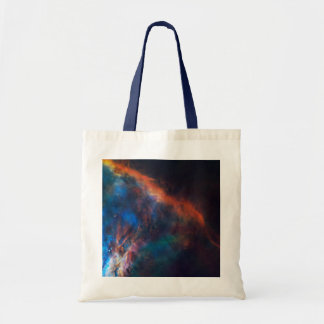 Gas plume near Orion Budget Tote Bag