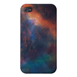 Gas Plume Near the Edge of the Orion Nebula iPhone 4 Covers