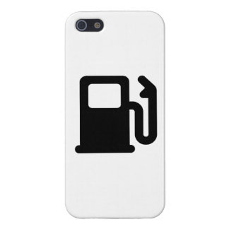 Gas Pump iPhone 5 Cover