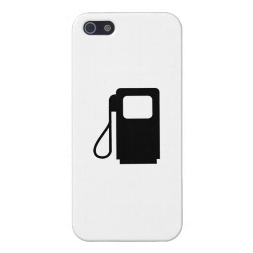 Gas Pump Cover For iPhone 5