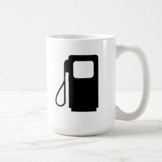Gas Pump Coffee Mug