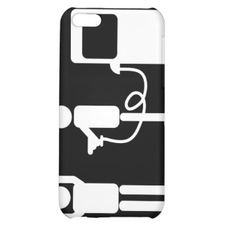 Gas Pump Robbery Case For iPhone 5C