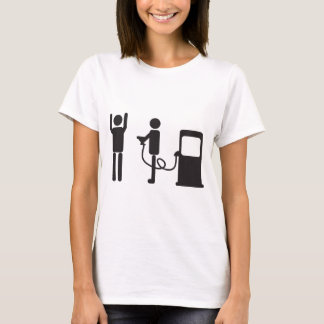 Gas Pump Robbery T-Shirt